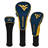 Team Effort West Virginia Mountaineers Set of Three Headcovers