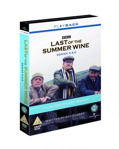 Last of the Summer Wine, Series 5 &