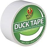 "Duck 1265015 1.88"" x 20 yd Winking Tape, 1-Roll, 20 Yards, White"