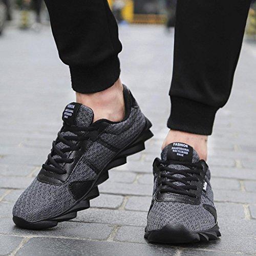 Sneakers Uomo Corsa Uomo Scarpe Running Grigio Ginnastica Uomo Scarpe Sneakers Scarpe beautyjourney Uomo Lavoro Scarpe Scarpe Sportive da da da Scarpe Corsa estive Uomo da Uomo wSYn06Rq