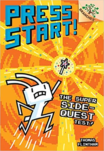 #6 Press Start The Super Side-Quest Test!