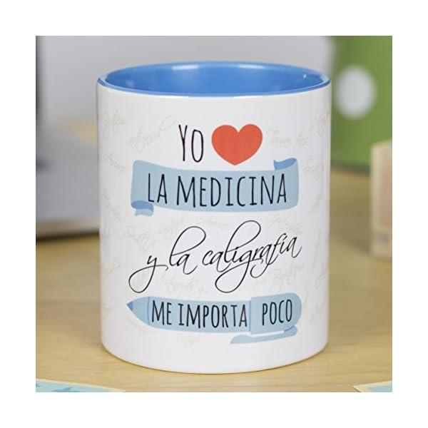 La mente es Maravillosa - Tazas para Médic@s 1