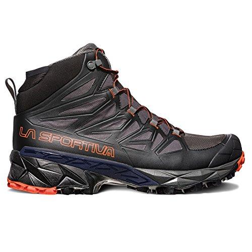 Gtx Hiking Shoe - La Sportiva Blade GTX Hiking Shoe, Black/Tangerine, 43.5