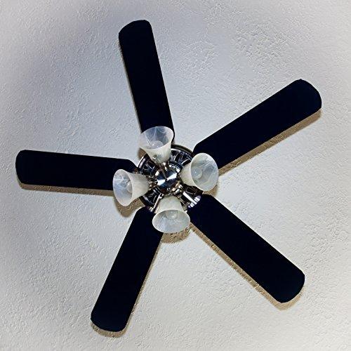 Compare Price Navy Blue Ceiling Fan On Statementsltd Com