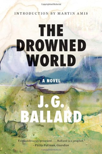 Book cover for The Drowned World
