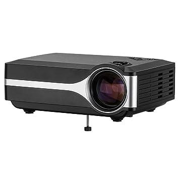 Mini proyector Sunzimeng L1 80 lúmenes Tecnología LCD de 4 ...