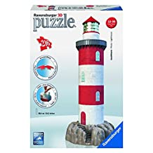 Ravensburger Coastal Lighthouse, 3D Puzzle (216-Piece)