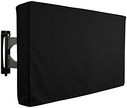 Funda para televisor de exterior Cubierta de TV for exteriores Protector de pantalla de TV resistente