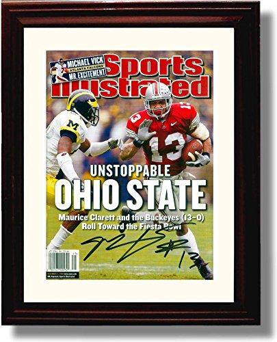 Framed Ohio State 2002