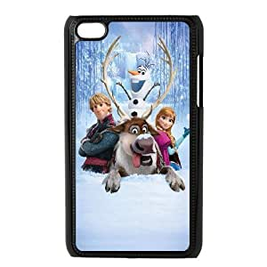 Custom Frozen Posters with Olaf phone Case Cove FOR IPod Touch 4 XXM9165061