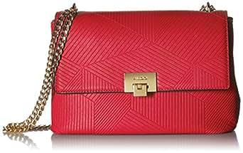 Aldo Fair Cross Body Handbag,  Red