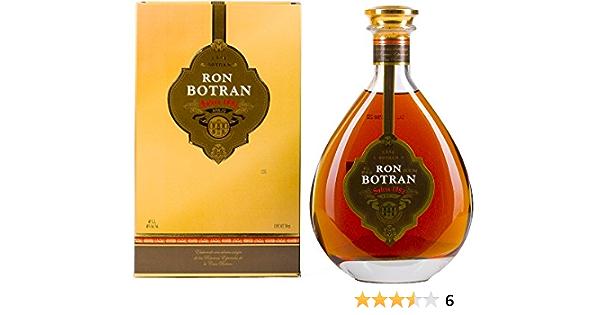 Ron botran solera 1893 18 años, 700 ml