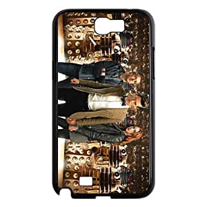 SamSung Galaxy N2 7100 Black Doctor Who phone cases&Holiday Gift