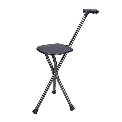 Stupendous Amazon Com Aoumy Crutch Lightweight 3 Legged Walking Seat Inzonedesignstudio Interior Chair Design Inzonedesignstudiocom
