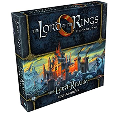 Lord of the Rings Lcg - the Lost Realm Adventure Pack: Fantasy Flight Games: Amazon.es: Juguetes y juegos