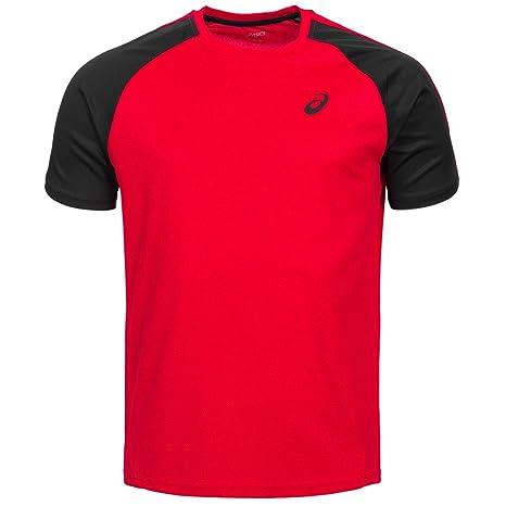 asics running tshirt