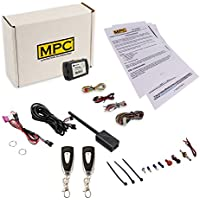 MPC Complete 1-Button Extended Range Remote Start Kit For 2010-2015 Toyota Prius Hybrid - Firmware Preloaded