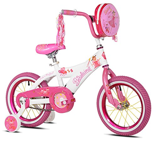 Pinkalicious Girl's Bike, 14
