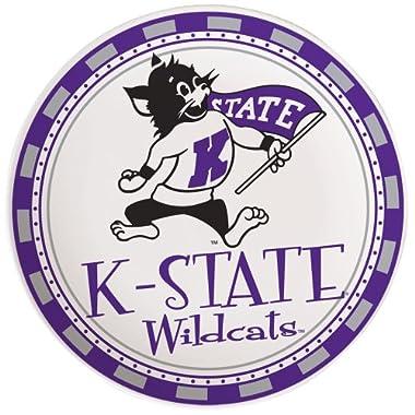 NCAA Kansas State Gameday Ceramic Plates