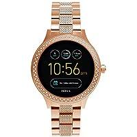 Fossil Gen 3 Venture 42mm Stainless Steel Smartwatch (Rose Gold)