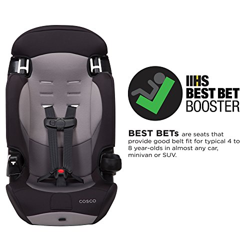 Review Cosco Finale DX 2-in-1 Booster Car Seat, Dusk