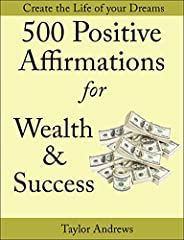 Affirmations are an extremely effective tool to change aspects of your life that you are unhappy with.  When it comes to money, it is very easy to fall into the trap of negative thinking.  We all want more money.  We all want to be financiall...