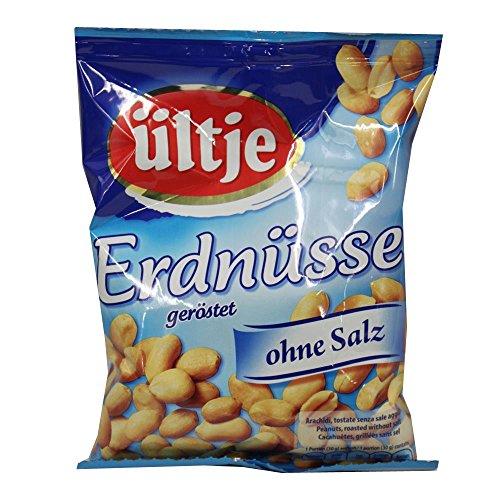 Des arachides Ültje sans sel, rôti - 200gr