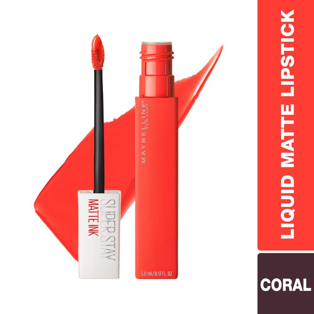 Maybelline-New-York-Super-Stay-Matte-Ink-Liquid-Lipstick thumbnail 20