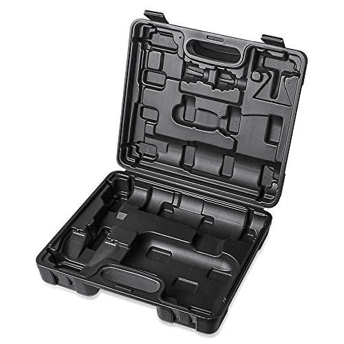 : SEEKONE Heat Gun Carrying Case, ABS Hot Air Gun Kit Tool Set Carrying Case Suitcase