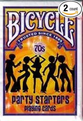 Amazon.com: Nueva bicicleta Party Starters Trivia & Juego De ...