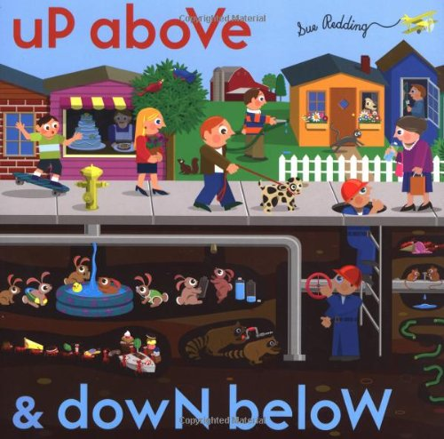 Up Above and Down Below - Above Boxed