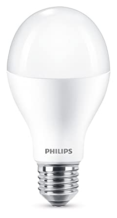 Philips Esférica No regulable - Bombilla LED W27, 120, equivalente a 120 W,