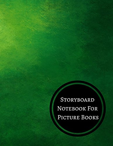 Storyboard Notebook For Picture Books pdf