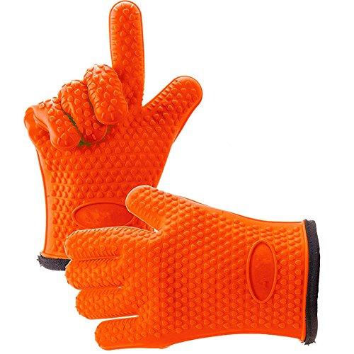 austark silicona barbacoa guantes | guantes de cocina guantes ...