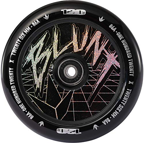 Envy Scooters Hollow Core Wheels 120mm Hologram Classic (Pair) (Classic)
