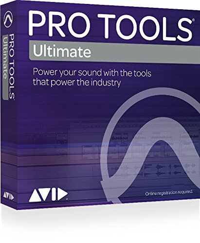 Avid 99356590500 Pro Tools Ultimate ()