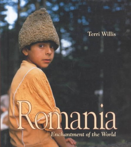 Romania (Enchantment of the World Second Series)