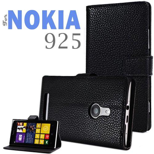 YESOOTM Nokia Lumia Folio Leather