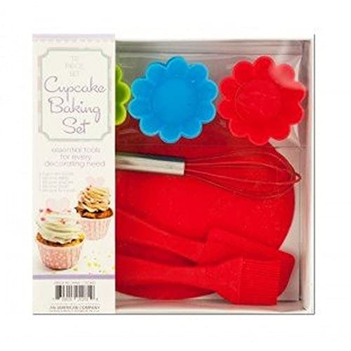 Kole Silicone Cupcake Baking Set