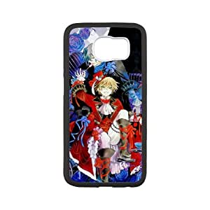 Pandora Hearts Samsung Galaxy S6 Cell Phone Case White Phone cover J1631741