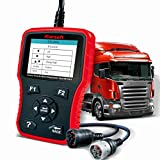 iCarsoft HD V3.0 Heavy Duty Diesel Truck Diagnostic