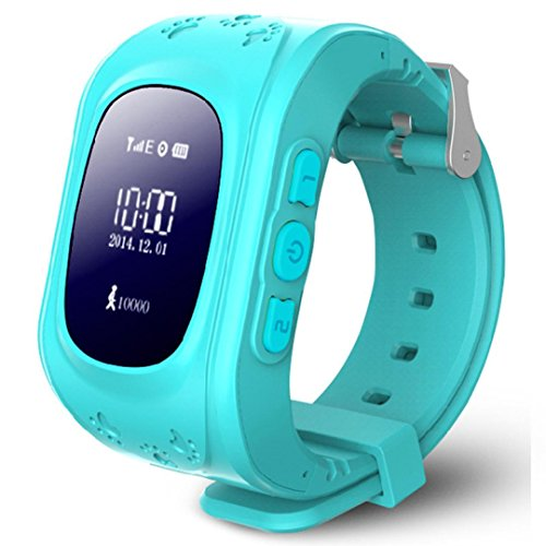 Smart Watch,IEason Clearance Sale! Anti-lost Children Smart Watch GPS Positioning Bluetooth Wrist For Android BU