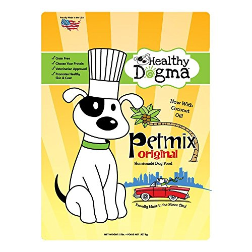 Healthy Dogma PetMix Original Dog Food, - Dog Mix Food