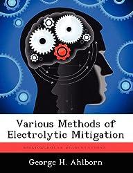 Various Methods of Electrolytic Mitigation