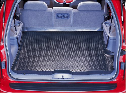(Husky Liners Custom Fit Molded Rear Cargo Liner for Select Ford Freestyle Models (Black) )