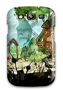 Hot Cute Tpu Child Of Light Ps Case Cover For Galaxy S3