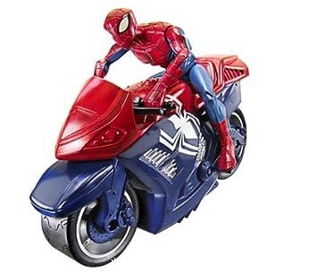hasbro spider man 78961 vhicule miniature sm animated vhicule electro zoom n