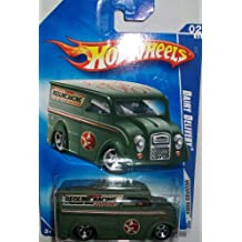 2009 Hot Wheels Modified Rides, 1997 Redline Racing Dairy Delivery Truck, 02 of 10, 158/190 (1 Each)