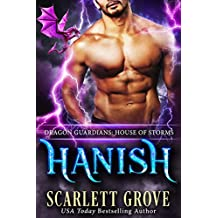 Hanish: House of Storms (Dragon Guardians Book 6)