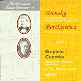 The Romantic Piano Concerto, Vol. 4 - Arensky: Piano Concerto in F Minor, Op. 2 / Fantasia on Russian Folksongs, Op. 48 / Bortkiewicz: Piano Concerto No. 1 in B Flat, Op. 16